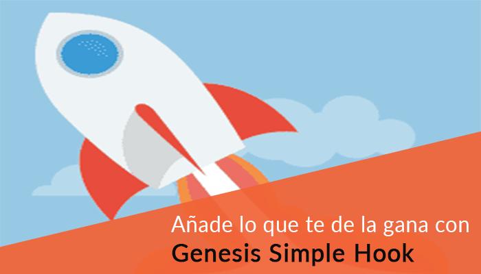 Genesis simple hook, que son y como usarlos