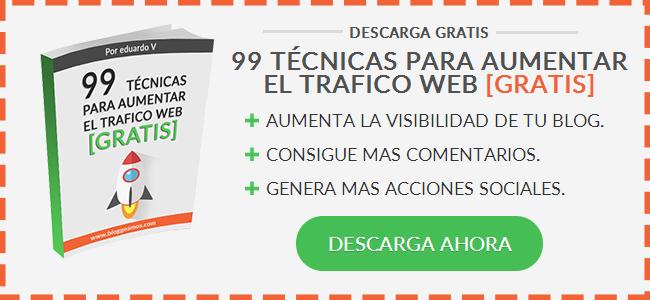 99 tecnicas de trafico web