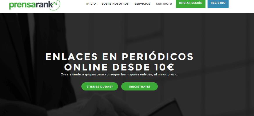 Prensarank: Una nueva forma de llegar a cientos de clientes
