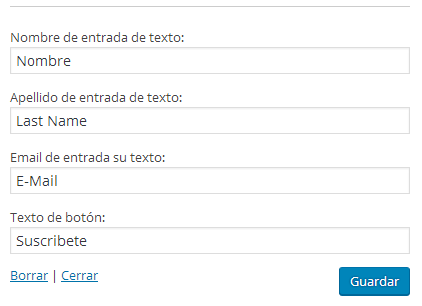 widget formulario 3