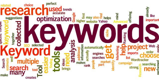 Cómo elegir las mejores palabras clave seo de un artículos