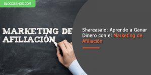 marketing de afiliacion y shareasale