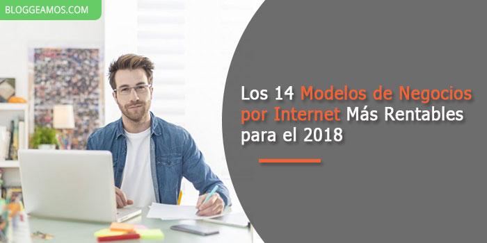 modelos de negocios online rentables