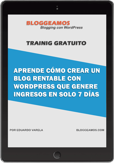 training-blogging