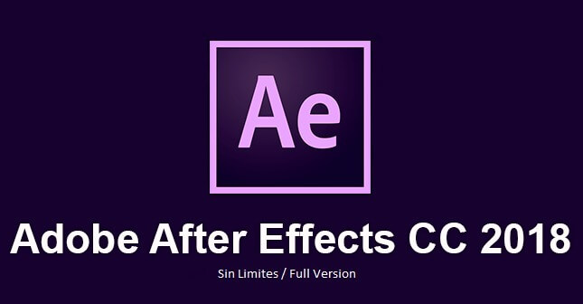 editor de videos After Effects